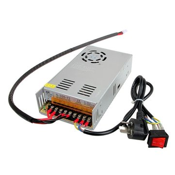 Geeetech® 350W 12V 29A S-350-12 AC/DC Switching Power Supply With Wire For 3D Printer