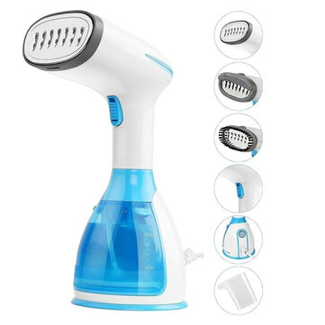 How can I buy Handheld Portable Garment Steamer 1500W Powerful Clothes Steam Iron Fast Heat-up Fabric Wrinkle Removal 280ml Water Tank for Travel Home Dormitory with Bitcoin