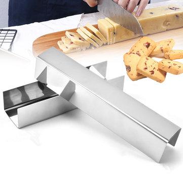 Nướng Thép không gỉ Cranberry Cookies Khuôn U Shape Bánh mì Khuôn Khuôn Công cụ làm khuôn