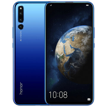 Huawei Honor Magic 2 Triple Camera 6.39 6GB 128GB Kirin 980 Octa Core 4G Smartphone Smartfony z telefonów komórkowych i akcesoriów na banggood.com
