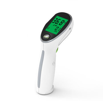 Yongrow YK-IRT2 Digital Portable Infrared Thermometer Temperature Non-Contact Laser Baby Digital Thermometer Fever Temperature For Body & Surface from xiaomi youpin