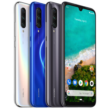 Only $188.99 forXiaomi Mi A3 GLOBAL 4GB 64GB