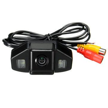 170 डिग्री सेल्सियस सीआरवी फिट जैज़ 0 डीसीसी के लिए 170 डिग्री सीसीडी कार रियर व्यू कैमरा नाइट विजन