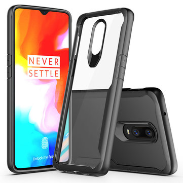 Vỏ bảo vệ chống sốc cứng trong suốt Bakeey ™ chống sốc cho OnePlus 6T