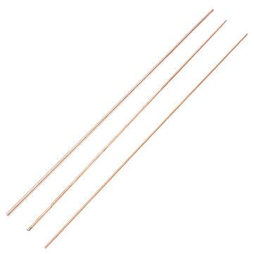 10pcs 330mm A18 ER 70S-6 Copper Red TIG MILD Steel Welding Filler Rods 1.6mm 2.4mm 3.2mm