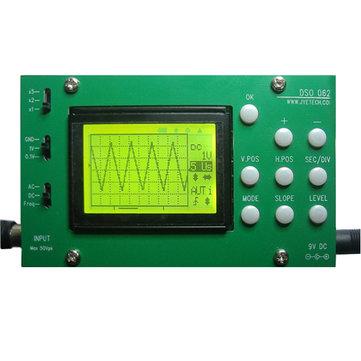 Original JYETech DSO062 DIY Digital Oscilloscope Unassembled Kit