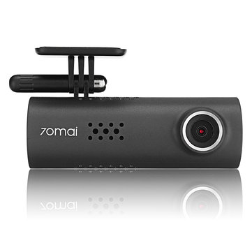 70MAI Smart Midrive D01 Car DVR EU RU Version 1080P 130 Degree IMX323 Sensor Voice Control from Xiaomi Youpin