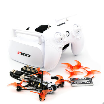 15% OFF for EMAX Tinyhawk II Freestyle 2.5 Inch 115mm Wheelbase FPV Racing Drone RTF Frsky D8 Runcam Nano 2 Camera 200mW VTX 5A ESC
