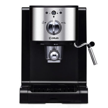 Donlim DL-KF500 Semi Automatic Coffee Maker Barista Espresso Machine Milk Steamer Coffee Machine