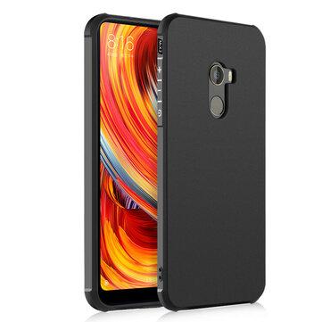 Carcasa de Teléfono Bakeey Ultra Delgada A Prueba de Golpes de Silicona Suave para Xiaomi Mi MIX 2 / Mi MIX 2 Marcas Globales
