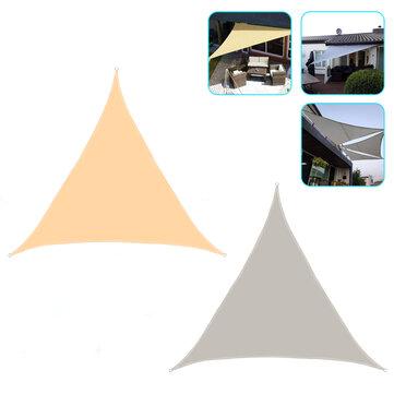 Oxford Cloth Waterproof Sun Shade Sail UV Proof Block Outdoor Canopy Patio Garden Yard Pool Cover