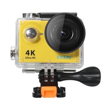 EKEN H9 PLUS Action Camera Ultra HD 4K Sport DV Car DVR WiFi 2.4G Controller