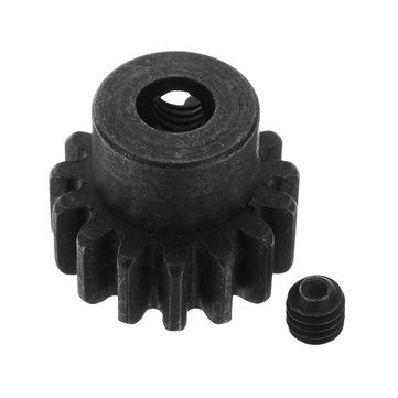 DHK Hobby 8381-9M2 Motor Gear 15T Screw M4x4mm 1/8 8381 8384 RC Car Part COD