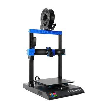 Artillery® Sidewinder X1 Kit d'imprimante 3D avec prise en charge de grande taille d'impression 300 * 300 * 400mm Reprendre l'impression et détection de faux-filament avec double axe Z / écran tactile TFT