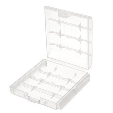 US$1.37 32% CR123A AA AAA Battery Case Holder Box Storage White  Flashlight from Lights & Lighting on banggood.com