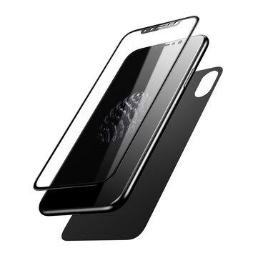 Baseus 0.2mm 3D Arc Edge Front Beskyttelsesfilm beskyttende beskyttelsesfilm til iPhone XS / X