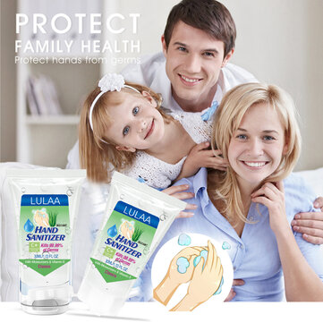 Buy 30ml/60ml/90ml Wash Free Disposable Hand Sanitizer Cleaner Kills 99.99% Bacteria with Litecoins with Free Shipping on Gipsybee.com
