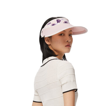 360° Adjustable UPF50+ UV Protect Empty Top Visor Hat Golf Tennis Baseball Adult Caps Women's Outdoor Leisure Sports Sun Cap for sale in Litecoin with Fast and Free Shipping on Gipsybee.com