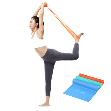 YUNMAI TPE Yoga Resistance Bands Exercise Strap High Elasticity Band Skin Friendly Training Fitness Equipment From Xiaomi Youpin
