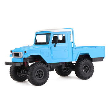 $34.67 for MN Model MN45 RTR 1/12 2.4G 4WD Rc Car with LED Light Crawler Climbing Off-road Truck
