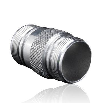 BLF A6 Linterna 18350 tubo de extensión no anodizado accesorios linterna
