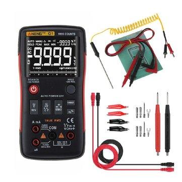ANENG Q1 ANENG Q1 9999 Counts True RMS Digital Multimeter