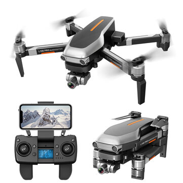 $125.99 for L109 PRO GPS 5G WIFI 800M FPV With 4K HD Camera 2-Axis Mechanical Stabilization Gimbal Optical Flow Positioning RC Quadcopter