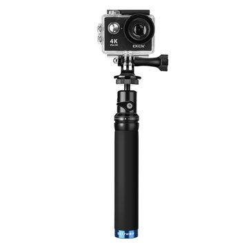 BlitzWolf® BW-BS0 Mini Selfie estensibile portatile bastone Monopiede per Smartphone Sport fotografica