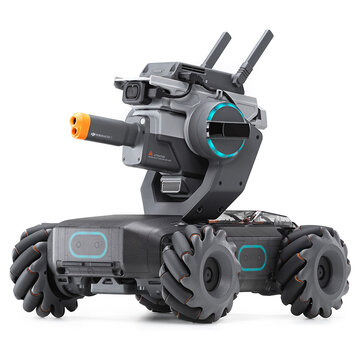 $643.07 For DJI Robomaster S1 STEAM Program DIY 4WD HD FPV APP Intelligent Educational Robot