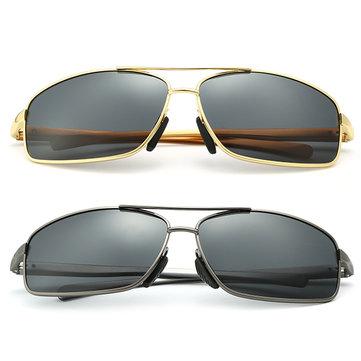 पुरुषों एल्यूमिनियम धूप का चश्मा ध्रुवीकरण खेल ड्राइविंग Eyewear outdooors