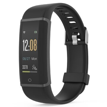 Lenovo HX03F HD Color Screen Dynamic Heart Rate IP68 New Sports Interface Multi-language Smart Watch Band