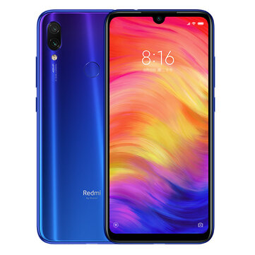 Xiaomi Redmi Opmerking 7 Global Version 6.3 inch 3 GB RAM 32GB rom Snapdragon 660 Octa core 4G smartphone