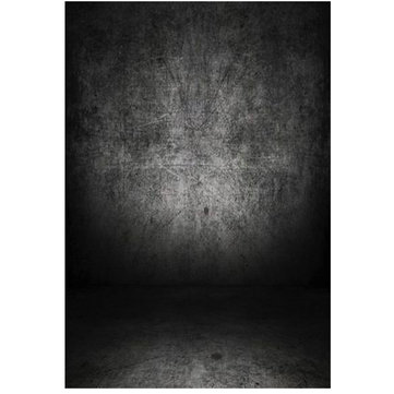 2.4x3.75M 8x12FT Abstract Dark Grey Concrete Wall Vinyl Studio Photo Background Backdrop Props