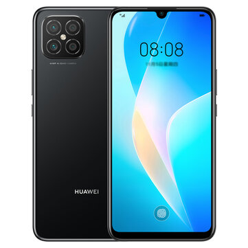 HUAWEI Nova 8 SE MTK Dimensity 800U 8GB 128GB 6.53 inch 64MP Quad Rear Camera 66W Fast Charge 5G Smartphone