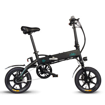 US$599.9928%FIIDO D1 36V 250W 7.8Ah 14 Inches Folding Moped Bicycle 25km/h Max 60KM Mileage Electric BikeBike & BicyclefromSports & Outdooron banggood.com