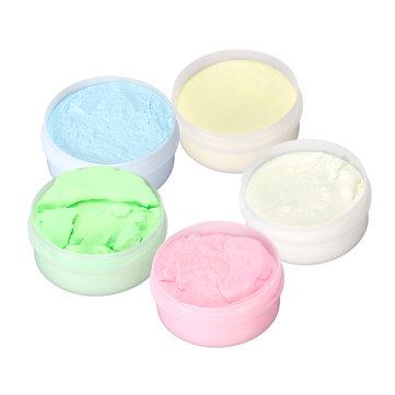 Fai da te fluorescenza vernice arte luminosa disegno polvere che desiderano risultati dei monili di bottiglia