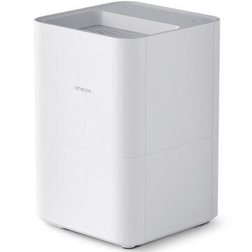 Original Xiaomi Smartmi Evaporation Air Humidifier with 4L Capacity support Mi home APP Control