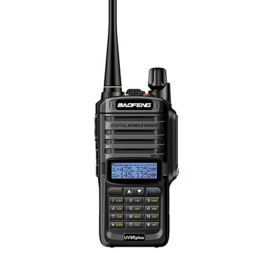 Baofeng UV-9R Plus 8 W Yükseltme Sürümü İki Yönlü Radyo VHF UHF Walkie Talkie CB Ham AU Fiş için