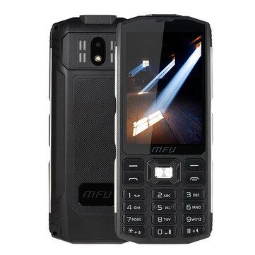 MFU A905 3.5inch 4000mAh का पावर बैंक ट्राई वायरलेस वायरलेस बिग बिग वॉल्यूम सुपर टॉर्च लाइट फीचर फोन