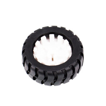 yahboom N20 Reducer Motor Small Tires D Axis 3mm RC Car Tires