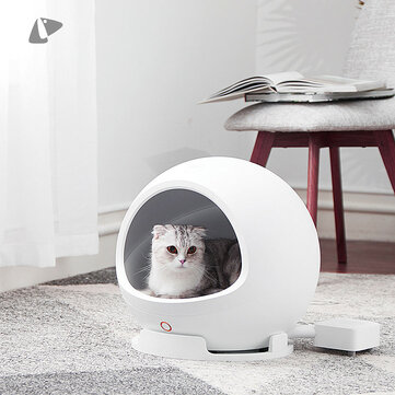 Buy PETKIT Automatic Pet House Smart Beds Mats Safety Nest Cold Warm Design Intelligent Health App Control With Wifi Wireless Controller From Xiaomi Youpin For Cat Dog Sleeping with Litecoins with Free Shipping on Gipsybee.com