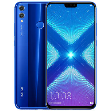Huawei Honor 8X Global Version 6.5 inch 4GB RAM 128GB ROM Kirin 710 Octa core 4G Smartphone