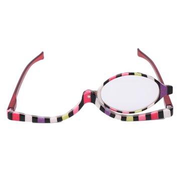Makeup Glasses Magnifying Glasses Cosmetic Reading Glass Folding Eyeglasses