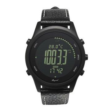 S3 Ultra Thin Outdoor Sport Holde øje Pedometer Compass Barometer digital Holde øje