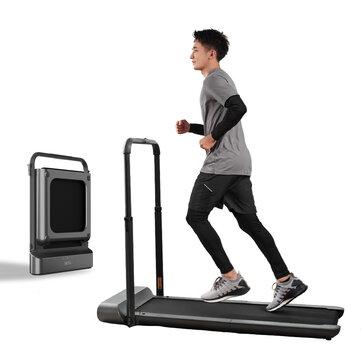 Treadmills Foldable WalkingPad A1 Pro Folding Smart Electric Walking Pad 3 Modes