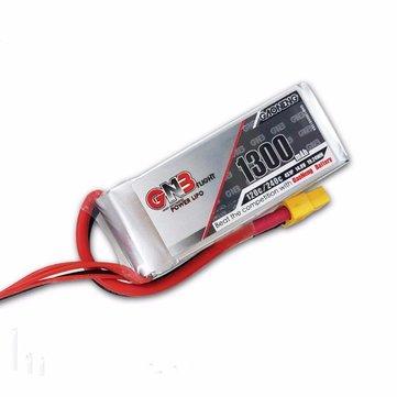 Gaoneng GNB 14.8V 1300mAh 4S 120C/240C Lipo Battery for RC Drone