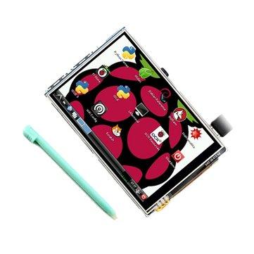 Geekcreit® 3.5 Inch 320 X 480 TFT LCD Display Touch Board For Raspberry Pi 3 Model B RPI 2B B+