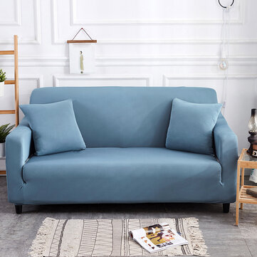 1 2 3 Seaters Stretch Slipcovers Elastic Stretch Sofa Cover Living Room Couch Armchair Covers Coupon Code and price! - $14