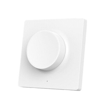 Yeelight YLKG08YL Smart bluetooth Wall Pasted Dimmer Light Switch