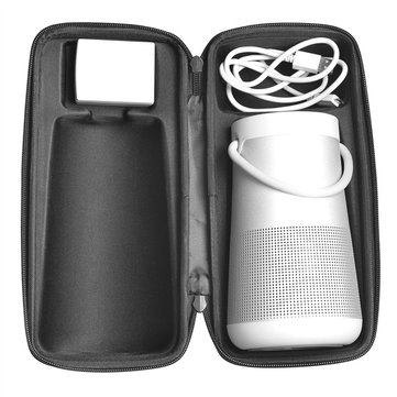 Portable Outdoor Protective Case bluetooth Speaker Storage Bag Pouch for BOSE for Soundlink Revolve+